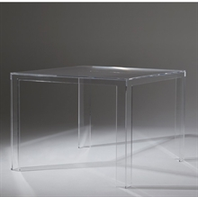 Invisible Table - 100 x 100 - Kartell
