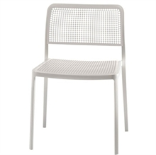 Audrey - Painted frame WHITE - Piero Lissoni - Kartell