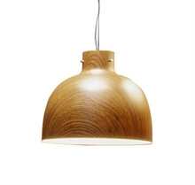Kartell Bellissima WOOD lampe - designet for Kartell