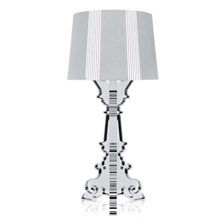 Bourgie - Bordlampe - Chrom - Kartell