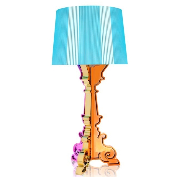 Bourgie - Multicoloured blue - Ferruccio Laviani - Kartell