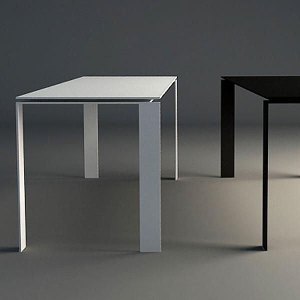 kartell bord Kartell Four bord   spisebord, kontorbord m.m. kartell bord