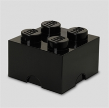 Lego Storage Brick 4 - sort